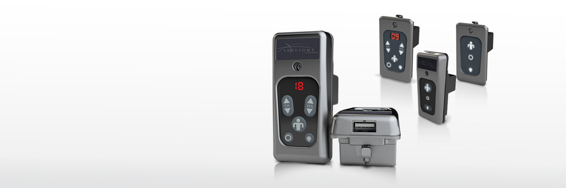 The PES/PSS +USB System | Inflight Canada Inc